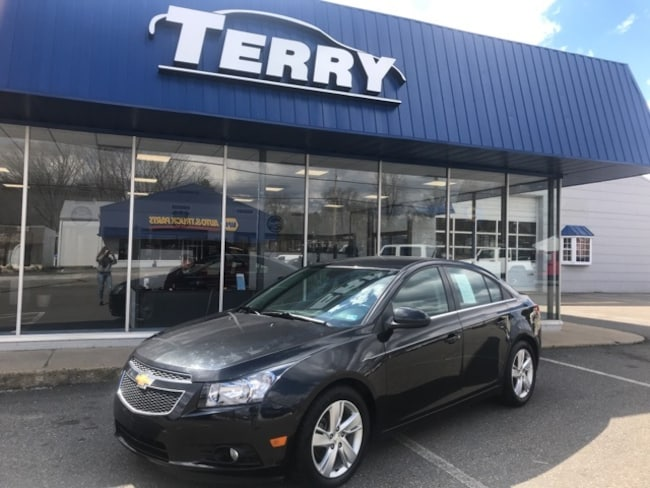 2014 Chevrolet Cruze Diesel Sedan for sale at Terry Auto Group