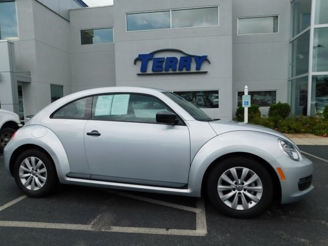 2016 Volkswagen Beetle 1.8T S Hatchback for sale at Terry Auto Group