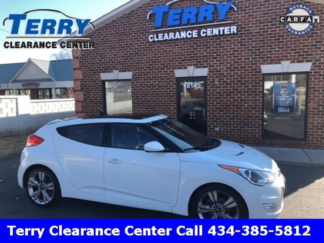2012 Hyundai Veloster Base Hatchback for sale at Terry Auto Group