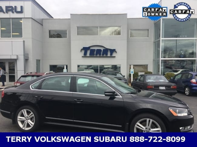 2015 Volkswagen Passat TDI SEL Premium Sedan for sale at Terry Auto Group