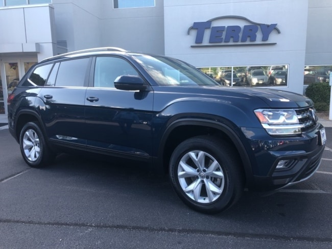 2018 Volkswagen Atlas SE SUV for sale at Terry Auto Group