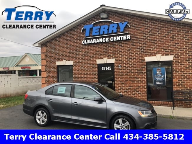 2011 Volkswagen Jetta TDI Sedan for sale at Terry Auto Group
