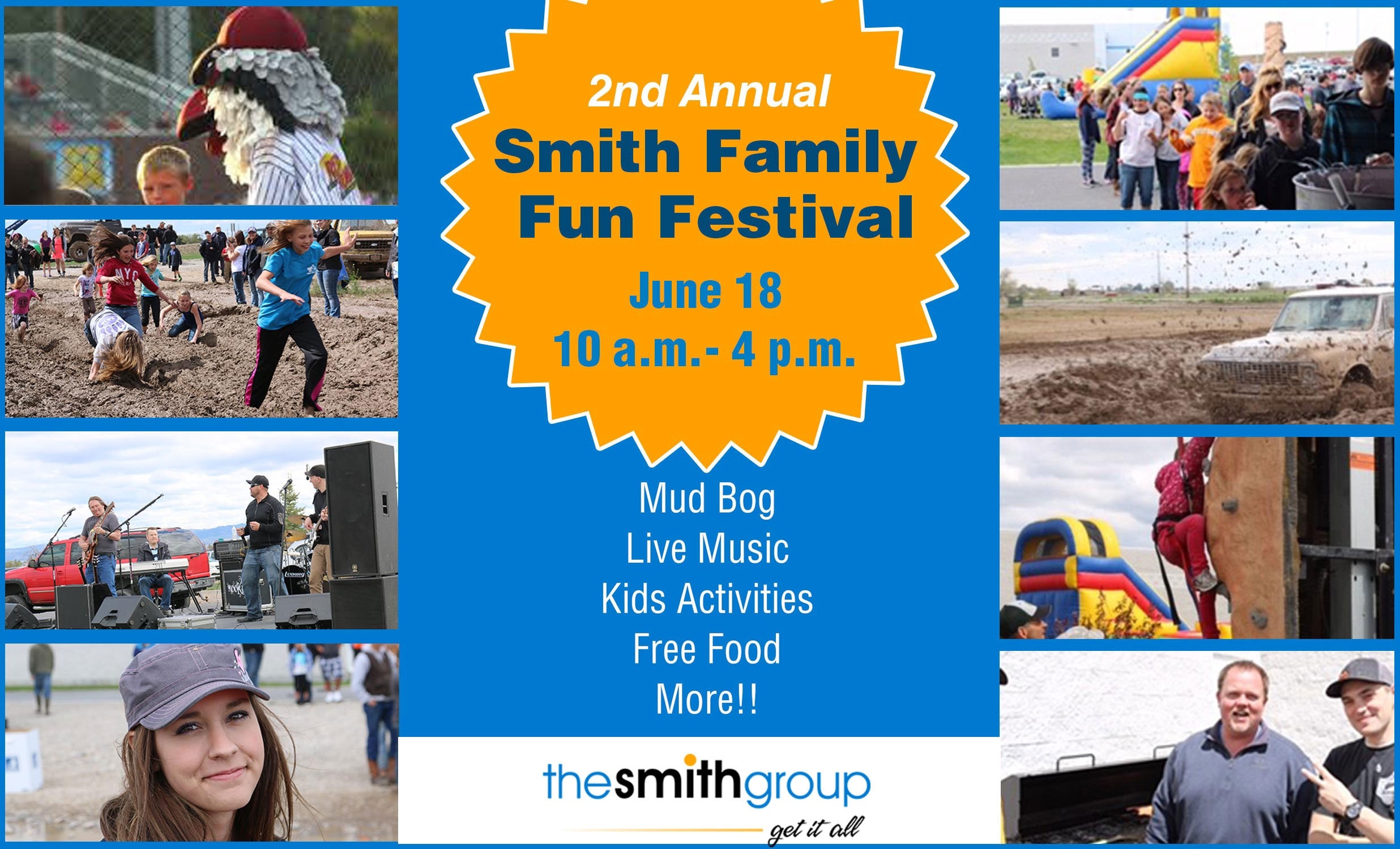 Smith Family Fun Festival