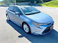 2020 Toyota Corolla LE 4