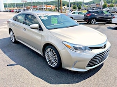 2018 Toyota Avalon Limited 4