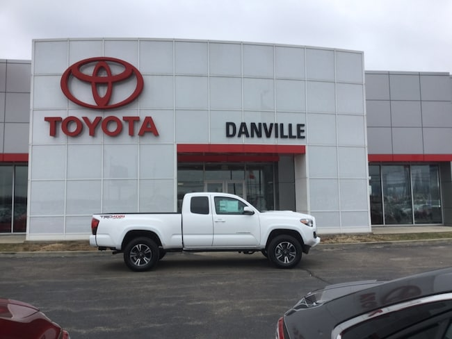 2019 Toyota Tacoma TRD Sport V6 Truck Access Cab