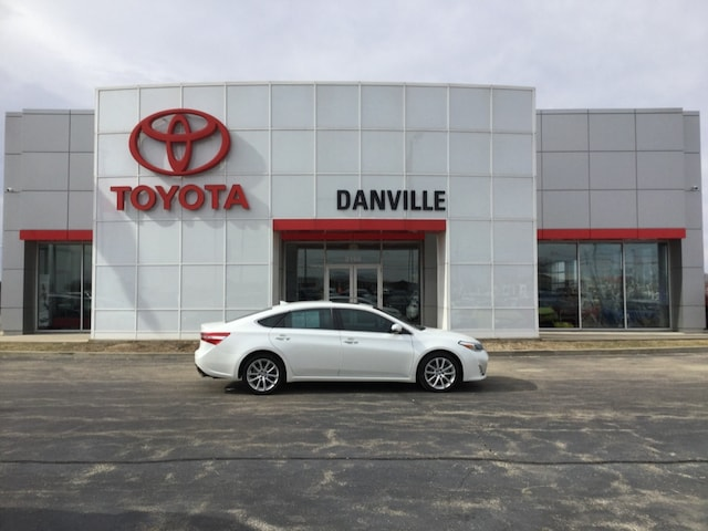 Toyota Danville Il >> Used 2015 Toyota Avalon For Sale Tilton Il 4t1bk1eb4fu173665