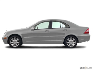 2005 Mercedes-Benz C-Class Luxury Sedan