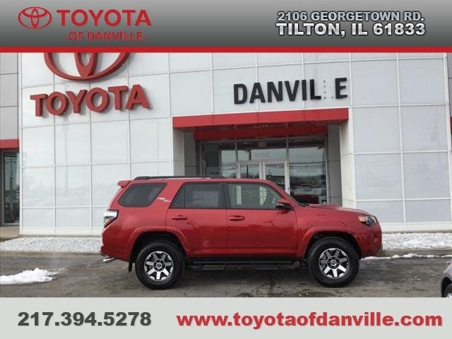 Toyota Danville Il >> New Inventory Toyota Of Danville
