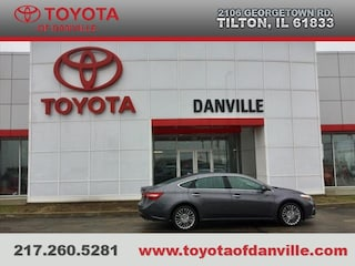 2016 Toyota Avalon Limited Sedan