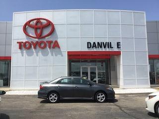 Toyota Danville Il >> Bargain Inventory Toyota Of Danville