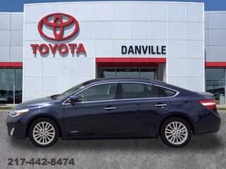 2014 Toyota Avalon Hybrid Limited Sedan