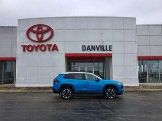 New 2019 Toyota RAV4 Adventure SUV