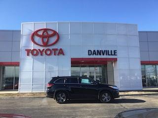 New 2019 Toyota Highlander LE Plus V6 SUV for sale Philadelphia