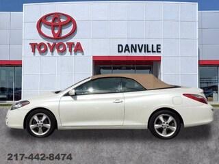 2008 Toyota Camry Solara SLE Convertible