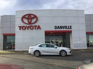 New 2019 Toyota Camry XLE V6 Sedan