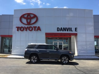 Toyota Danville Il >> New Inventory Toyota Of Danville