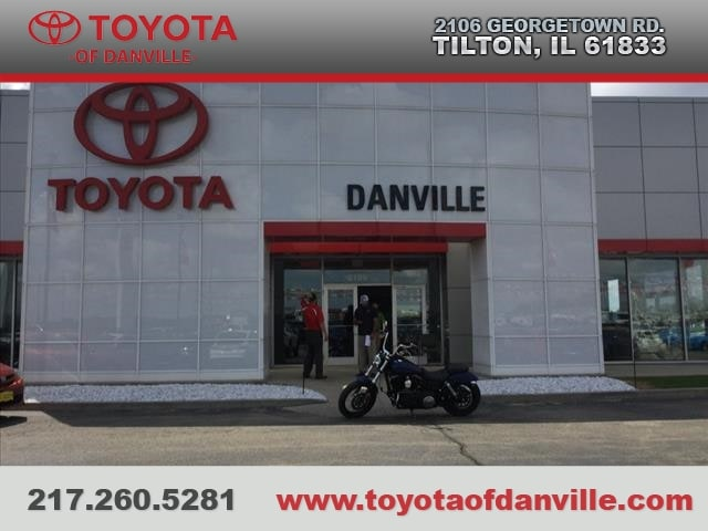 Toyota Danville Il >> Pre Owned Featured Vehicles Toyota Of Danville