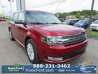 New 2018 Ford Flex SEL Sport Utility Radcliff, Kentucky