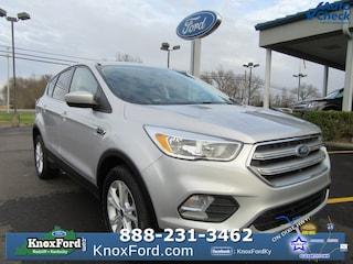 Used 2017 Ford Escape SE Sport Utility Elizabethtown, Kentucky