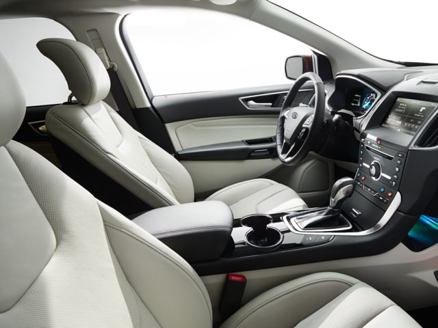 Safety And Convenience Features The Ford Edges