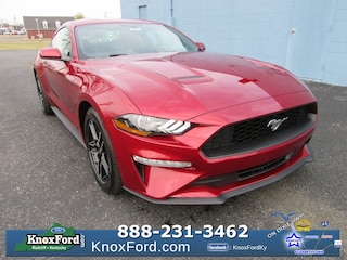New 2018 Ford Mustang Ecoboost Coupe Radcliff, Kentucky