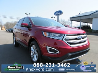 New 2018 Ford Edge SEL Sport Utility Radcliff, Kentucky