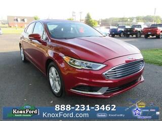 New 2018 Ford Fusion SE Sedan Radcliff, Kentucky