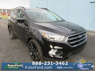 New 2018 Ford Escape SE Sport Utility Radcliff, Kentucky