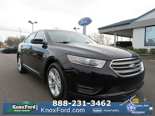 New 2018 Ford Taurus SEL Sedan Radcliff, Kentucky