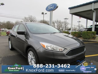 New 2018 Ford Focus SE Hatchback Radcliff, Kentucky