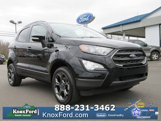 New 2018 Ford EcoSport SES Sport Utility Radcliff, Kentucky
