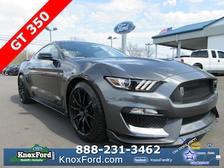 New 2018 Ford Mustang Shelby GT350 Coupe Radcliff, Kentucky