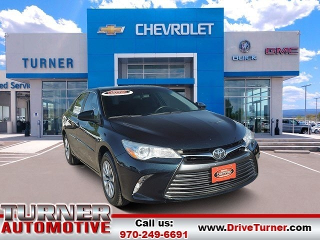 2016 Toyota Camry For Sale >> Used 2016 Toyota Camry For Sale Montrose Co 4t4bf1fkxgr534519