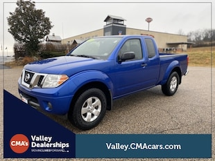 2012 Nissan Frontier SV V6 King Cab 4x4 (A5) Truck King Cab