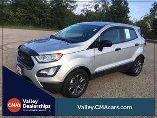 Used  2018 Ford EcoSport S SUV MAJ3P1RE4JC241367 for sale in Staunton, VA