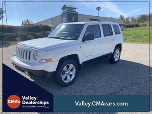 2012 Jeep Patriot Limited 4x4 SUV