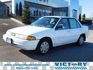 1994 Ford Escort LX Sedan