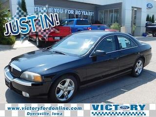 2002 Lincoln LS V8 Auto Sedan