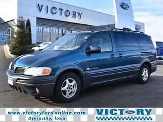 2003 Pontiac Montana M16 Minivan/Van
