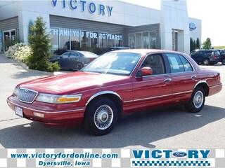 1997 Mercury Grand Marquis GS Sedan