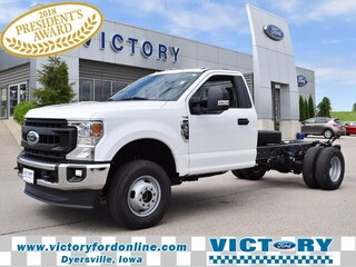 2020 Ford F-350 Chassis XL Truck
