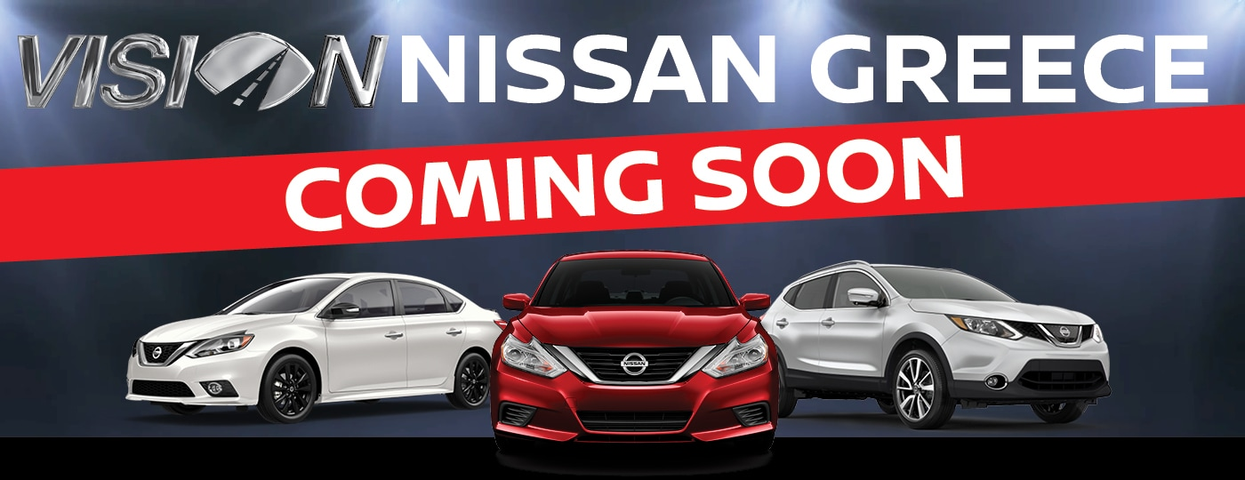 Beautiful Vision Nissan Greece   Coming Soon!!