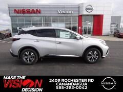 2020 Nissan Murano AWD S SUV
