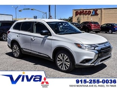 New 2019 Mitsubishi Outlander ES CUV for sale in El Paso, TX