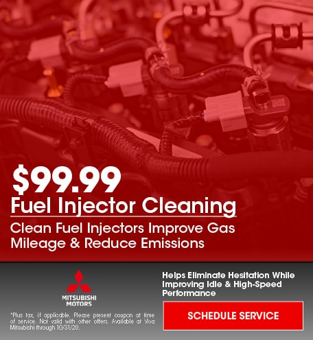 Fuel Injector Cleaning
