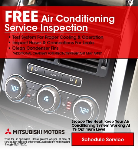 Free A/C Service Inspection