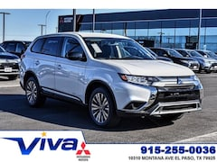 New 2020 Mitsubishi Outlander ES CUV for sale in El Paso, TX