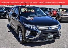 New 2018 Mitsubishi Eclipse Cross 1.5 ES CUV for sale in El Paso