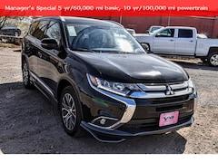 New 2018 Mitsubishi Outlander GT CUV for sale in El Paso